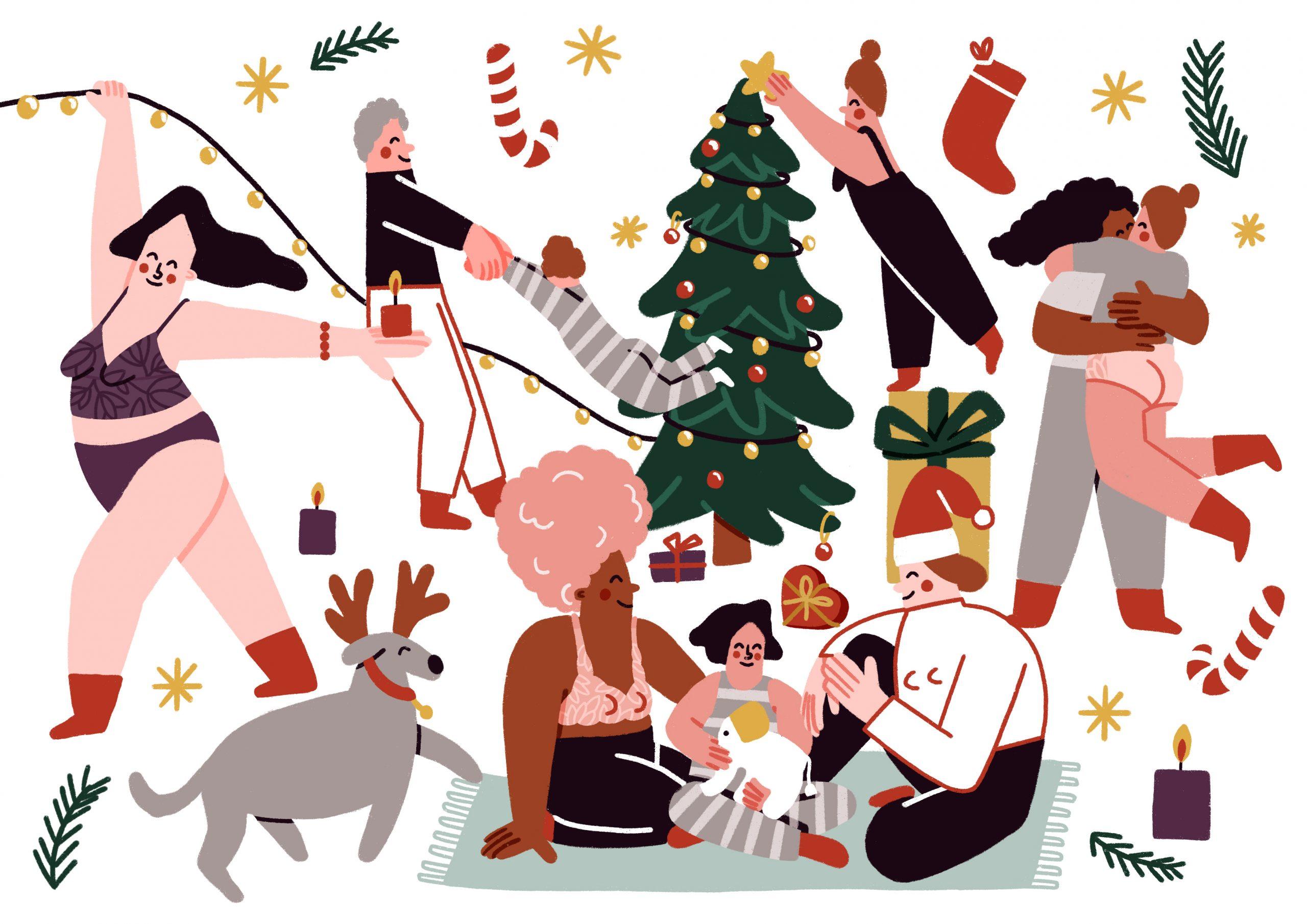 Erlich_Weihnachtskarte